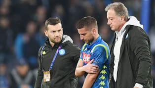 ​Napoli forward Dries Mertens looks set to be available for the weekend trip to face Genoa in Serie A, after recovering from the shoulder injury he sustained...