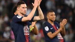 Bereits vor der Partie gegen die AS Monaco stand Paris Saint-Germain als französischer Meister fest. Gegen die Monegassen feierten Kylian Mbappe und Co....