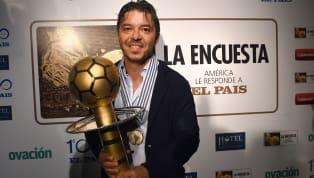 El regalo del Millonario para el Muñeco por los 43 años de vida. Se pueden observar goles en las finales que ganó, en los Superclásicos y en los partidos...