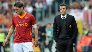 Barcelona manager Luis Enrique says he would jump at the opportunity for a reunion with Francesco Totti, but conceded that the ​Roma legend should retire with...