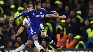 ​Departing Chelsea boss Guus Hiddink appears to have hinted that forward Eden Hazard will be staying firmly planted at the club this summer, despite reported...