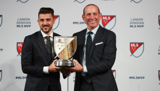 Even thoughNew York City FC failed to reach the 2016 MLS Cup Final this season, at least the franchise will have the honor of having the reigning MVP ahead...