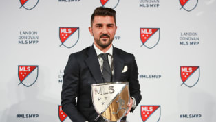 Breathe, New York City FC. David Villa is not going anywhere in the near future. The former FC Barcelona star won the 2016 MLS MVP following an impressive...