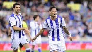  📋 Nuestro XI para enfrentarnos al @CAOsasuna. GOAZEN REAL!!! #RealSociedadOsasuna pic.twitter.com/A75xTfFgB9 — Real Sociedad Fútbol (@RealSociedad) 5 de...