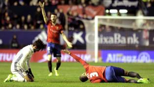 En el partido que disputaron Osasuna y Real Madrid en El Sadar este fin de semana, en el que los blancos se impusieron 1-3 en el marcador; el jugador...