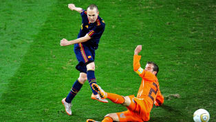 Andres Iniesta is one of the greatest midfielders to play the game and is a is a complete genius when it comes to the field with his exquisite passes,...