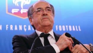 Noël Le Graët a été réélu pour quatre ans président de la Fédération Française de football (FFF), samedi à Paris. Victoire de @Equipe_NLG au 1er tour de...