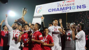 For the past two years, world football has been stunned by the underdog success stories that have become a reality. Last night, Aizawl FC created history by...