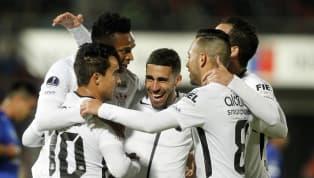 Atlético-GO: Atlético escalado!!! Vamos pra vitória, meu Dragão!!! #ACG #vamosDragão #ACGxCOR pic.twitter.com/s4J6xkuOwn — Atlético Goianiense (@ACGOficial)...