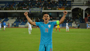 The Indian national football team defeated Kyrgyz Republic 1-0 in their AFC Asian Cup qualifier thanks to a beautiful goal from captain Sunil Chhetri.  The...
