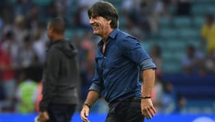 Germany boss Joachim Loew has hailed the performances of his young charges ahead of their Confederations Cup semi-final against Mexico revealing that his...