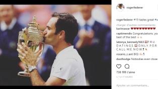 Une actualité sportive riche en ce mois de juillet qui s'est notamment concentrée sur un événement important : l'éclatante victoire de sa majestéRoger...