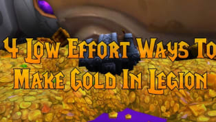 MadSeason goes over his list of four low effort ways to make gold in Legion in this video after so many of his viewers would ask how he made so much gold in...