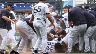Earlier on Friday, the MLB brought the hammer down and announced suspensions for the participants in Thursday's Tigers-Yankees brawl. It appears fair at...