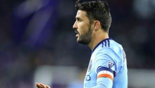 Si no le toca hacer gol, hace algo para que sus compañeros los anoten, así es David Villa, que nunca pasa desapercibido cuando está en el terreno de juego...