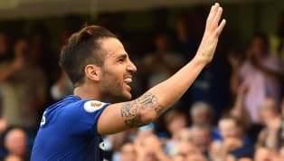 Chelsea cruised past Everton with goals from Cesc Fabregas and new signing Alvaro Morata. Everton looked bereft of ideas and legs as Chelsea comfortably eased...