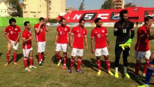 Der ägyptische Zweitliga-Klub Nabaruh hat in der heimischen Liga nun für eine Kuriosität gesorgt. Aufgrund noch fehlender eigener Jerseys haben die Spieler...