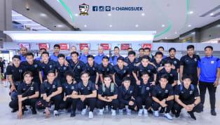 โซรัน ยานโควิช เฮดโค้ชทีมชาติไทย รุ่นอายุไม่เกิิน 23 ปี ประกาศรายชื่อนักเตะทั้ง 23 คนที่เตรียมลงแข่งขันฟุตบอลรายการM-150 คัพ ณ สนามไอโมบาย สเตเดี้ยม...