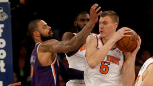 Kristaps Porzingis is absolutely balling out for the Knicks this season. But this great season in New York almost never happened. It turns out the team...