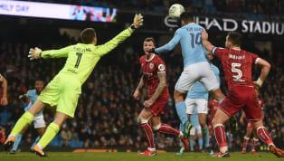 Manchester City 2-1 Bristol City: Late Aguero Goal Breaks Resolute Robins' Hearts