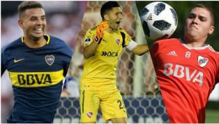 El mejor combinado posible que se puede armar con los futbolistas nacidos fuera del país y que militan en clubes del fútbol argentino. Independiente pegó un...