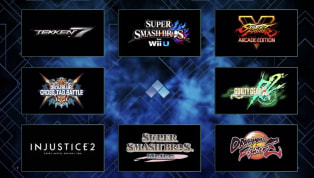 Smash 4 and Melee Make It Into the EVO 2018 Lineup
