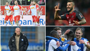 Die 2. Bundesliga hatte in dieser Saison bereits einige Überraschungen zu bieten - sowohl positiv als auch negativ. Wir wagen nach 22 Spieltagen einen kleinen...