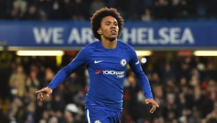 Chelsea Star Willian Reveals What He Said to Unnerve Hull City's Penalty Taker David Meyler