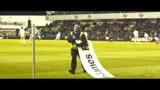 Millwall have, for some reason, produced a rather dramatic video of one of the club's stewards embarrassing himself whilst attempting to remove a stray...