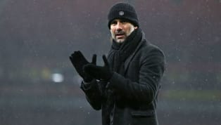 "​Pep Guardiola believes Arsene Wenger will ""make the right decision"" regarding his future as Arsenal manager in the coming weeks - and suggested Thierry Henry..."