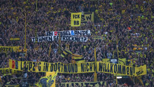 ​Borussia Dortmund have banned half-and-half scarves from their Europa League tie against Red Bull Salzburg in a bid to combat the commercialisation of...