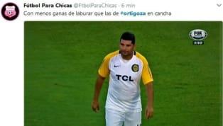 El fútbol argentino no deja de sorprendernos. Esta vez, Néstor Ortigoza fue protagonista de un hecho pocas veces visto. El volante ingresó con sus compañeros...
