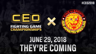 CEO is taking its wrestling-themed fighting game event one step further by hosting an actual live wrestling event in tandem with the fighting games.  An...
