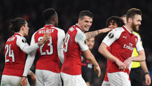 Arsenal reached the Europa League quarter finals on Thursday with an assured performance to see off AC Milan at the Emirates Stadium. Arsene Wenger's...