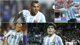 """Los futbolistas que llegaban en un gran nivel a las diferentes Copas del Mundo, pero que por distintas razones no fueron convocados por los entrenadores. """"El..."""