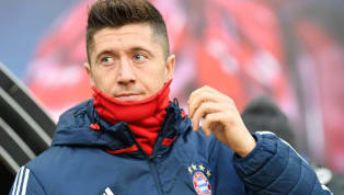 Real Madrid Pursuit for Robert Lewandowki Ended After Bayern Munich Demand £88m