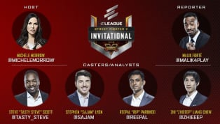 ELEAGUE revealed the talent lineup for the second ELEAGUE Street Fighter V Invitational on Thursday.The event will be headlined by a new host,Michele...