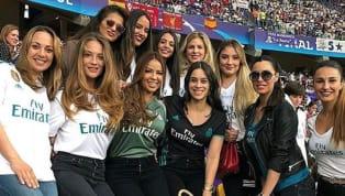 El Real Madrid contó con la compañía de gran parte de su afición en la final en de la UEFA Champions League disputada enKiev ante el Liverpool. Y como no...
