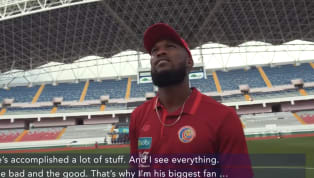 Este domingo, la Selección de Costa Rica arrancó su participación en Rusia 2018,laque es su quinta Copa del Mundo.Kendall Jamaal Waston Manley, forma...