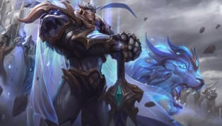 Besides the updated Aatrox skins, there will three new skins coming in League of Legends Patch 8.13. Those skins are God-King Darius, God-King Garen, and Dark...