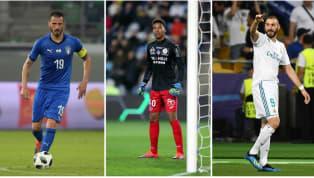 En ce week-end de huitièmes de finale de la Coupe du Monde et de la qualification de la France, l'Uruguay et la Russie, les rumeurs et officialisations de...