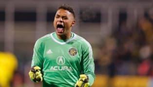 """Columbus Crew SCrechazó una oferta del equipo inglés de Bristol City por el porteroZack Steffenel jueves. """"Evaluamos una oferta y decidimos que no era..."""