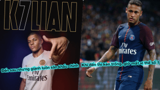 Kylian Mbappe đã và vẫn đang trên đà trở thành ngôi sao số một của Paris Saint-Germain và khiến cho người đàn anh của mình Neymar mất đi vị thế vốn có trước...