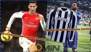 Có rất nhiều vụ chuyển nhượng mà nếu thành công thì có lẽ lịch sử bóng đá của cả Châu Âu đã phải viết lại theo cách hoàn toàn khác. Cristiano Ronaldo có thể...