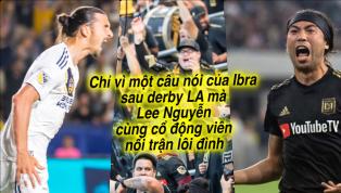 Zlatan Ibrahimovic mới đây đã có phát biểu rất sốc khi cho rằng lượng khán giảở sân vận động California không đủ độ hoành tráng để gây áp lực cho anh trong...