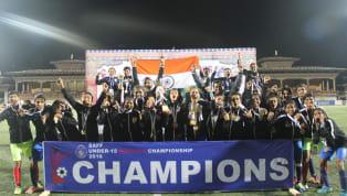 भारत की अंडर-15 विमेंस टीम ने भूटान के थिम्पू में खेले गए SAFF अंडर-15 चैंपियनशिपके फाइनल में बांग्लादेश को हराकर खिताब अपने नाम किया। सुनीता मुंडा के 67वें...