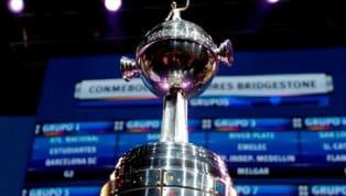 Días y horarios de los cuartos de final de la Copa Libertadores