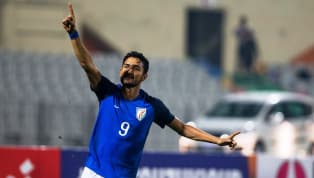 साउथ एशियन फुटबॉल फेडरेशन (SAFF) चैंपियनशिप के सेमीफाइनल में मनवीर सिंह के ब्रेस के दम पर भारत ने चिर-प्रतिद्वंद्वी पाकिस्तान को 3-1 से हराकर फाइनल में एंट्री...