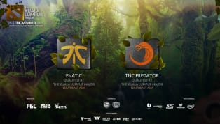 Both Fnatic and TNC Predator qualified for the Dota 2 Kuala Lumpur Major as the South East Asian teams. The teams that will represent South East Asia region...
