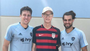 En un movimiento a todas luces aplaudible, el equipoSporting Kansas Cityde laMLSanunció la firma de un paciente con cáncer de 18 años llamado Kalen...